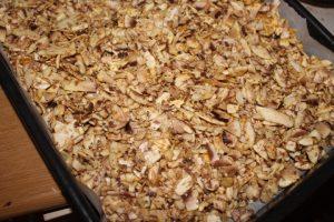 Ψήσιμο γστην λαδόκολλα-Γύρος μανιταριών