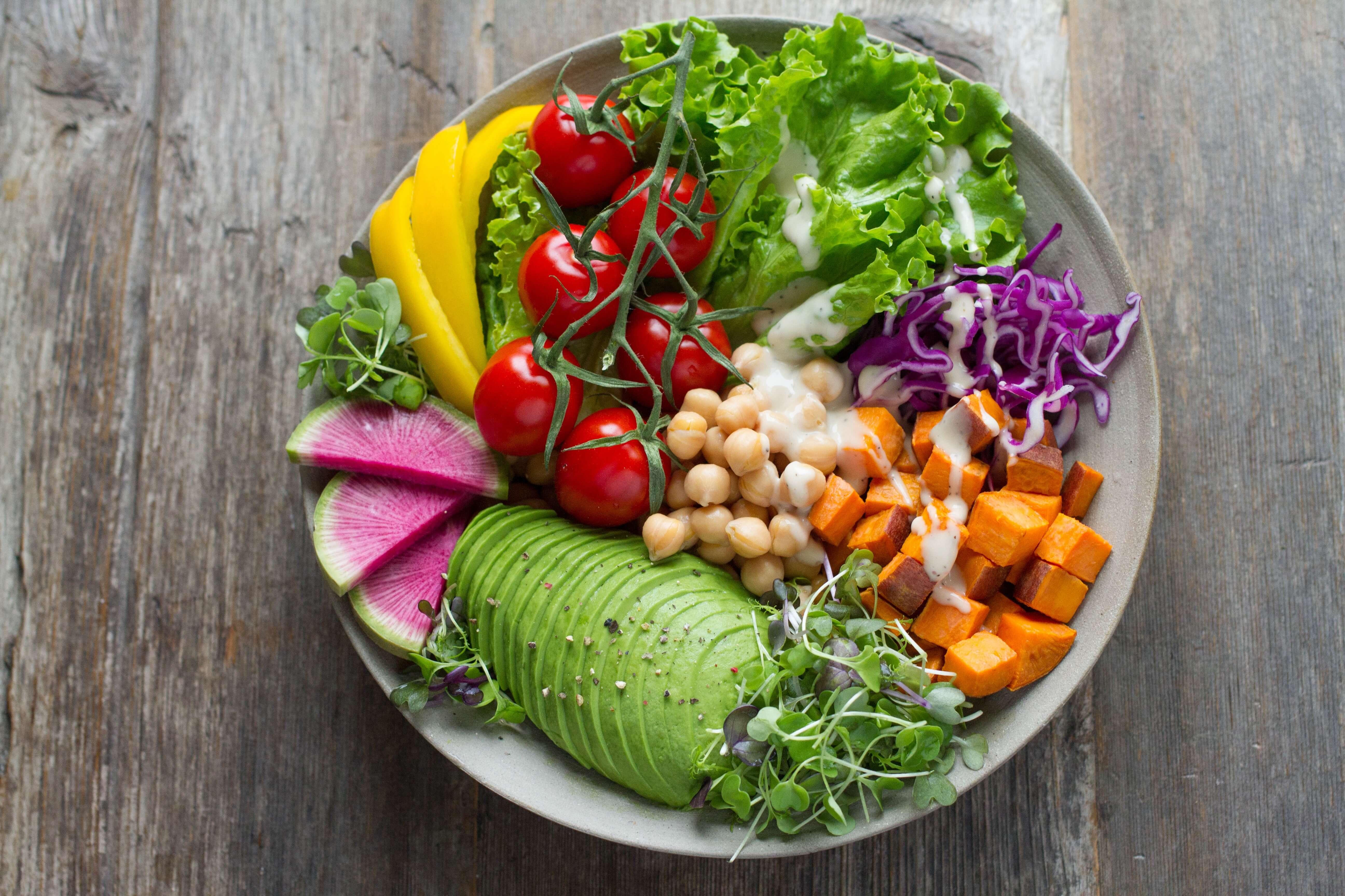 Χορτοφαγική Διατροφή - Κούτσικας Κωνσταντίνος