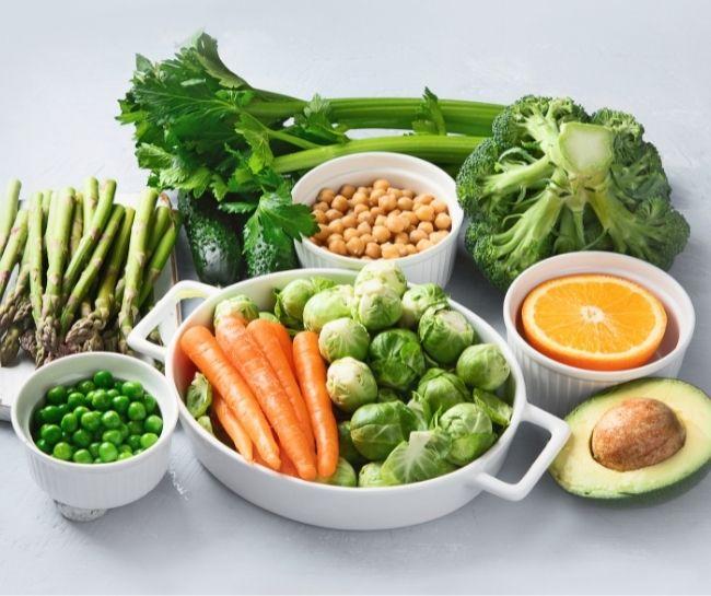 Φυτοφαγική διατροφή εναντίον covid-19